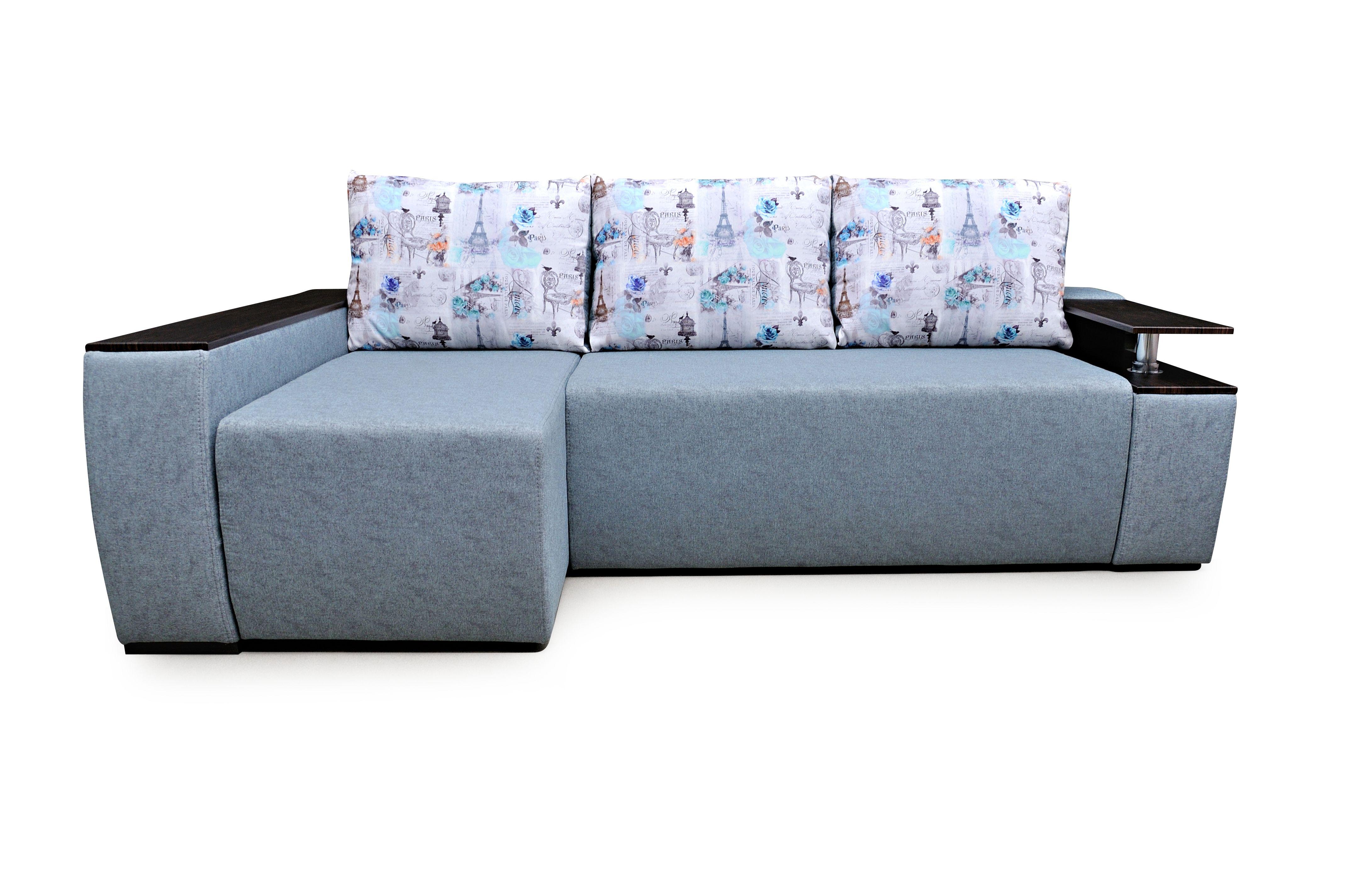 На фото № 0 Угловой диван Сидней (Блюз)