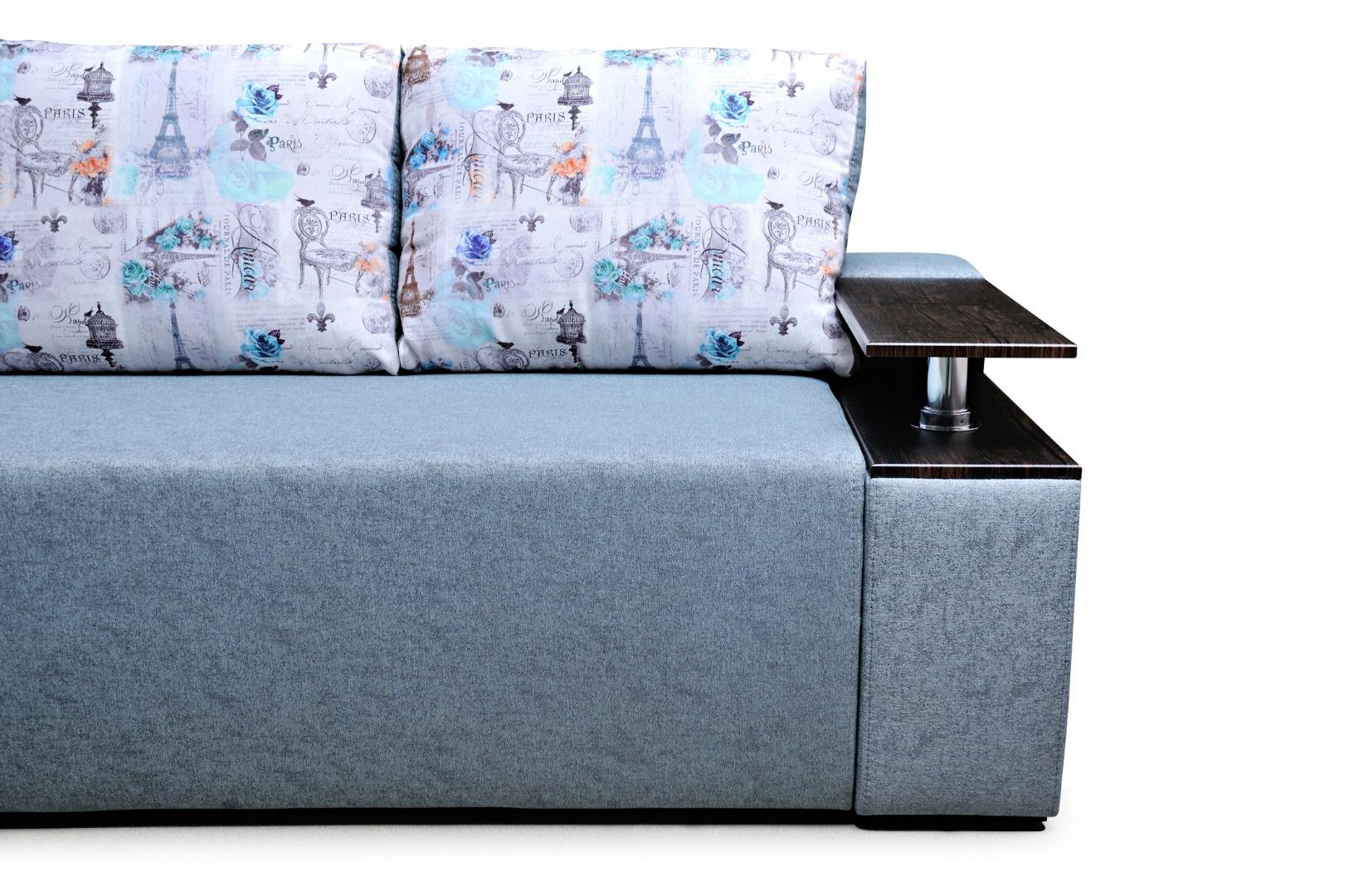 На фото № 3 Угловой диван Сидней (Блюз)