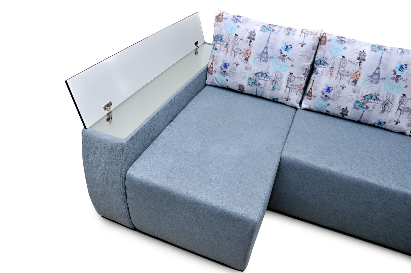 На фото № 5 Угловой диван Сидней (Блюз)