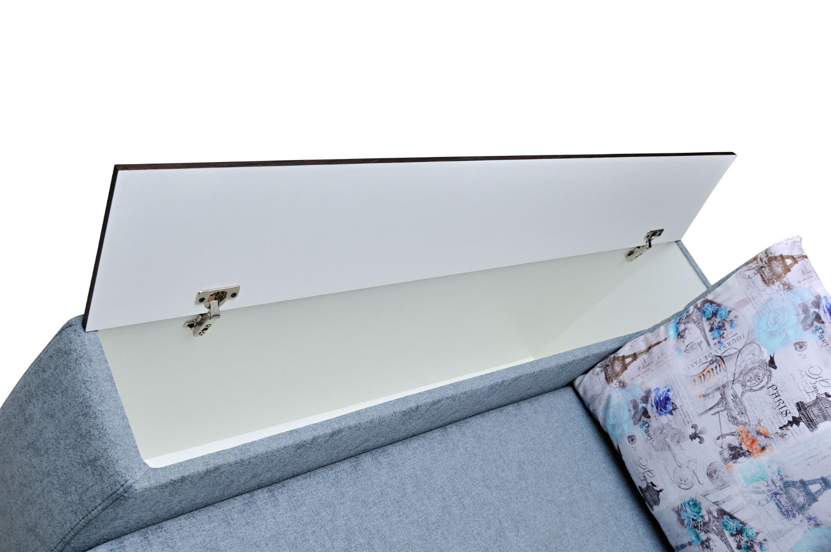 На фото № 6 Угловой диван Сидней (Блюз)