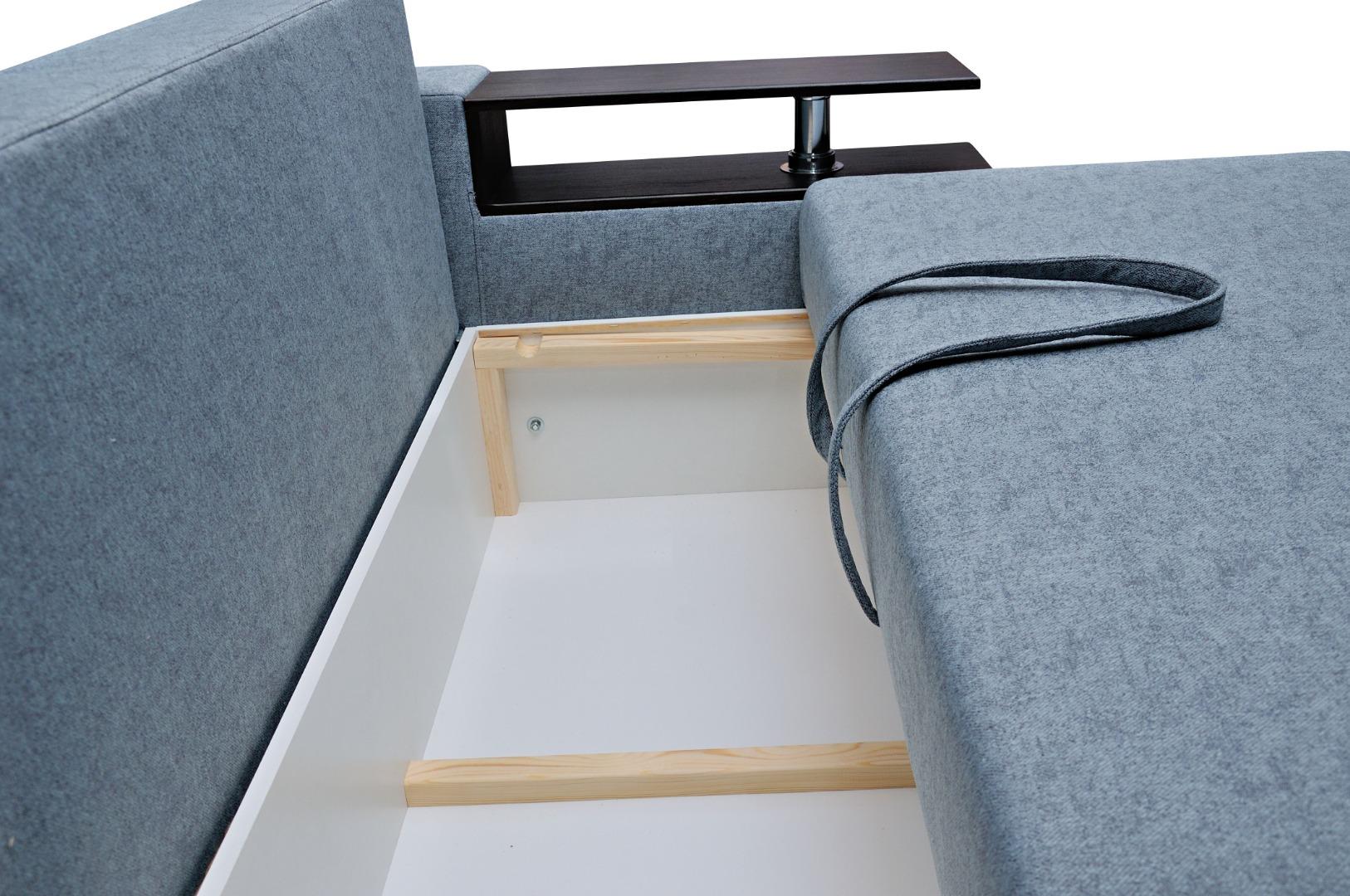 На фото № 12 Угловой диван Сидней (Блюз)