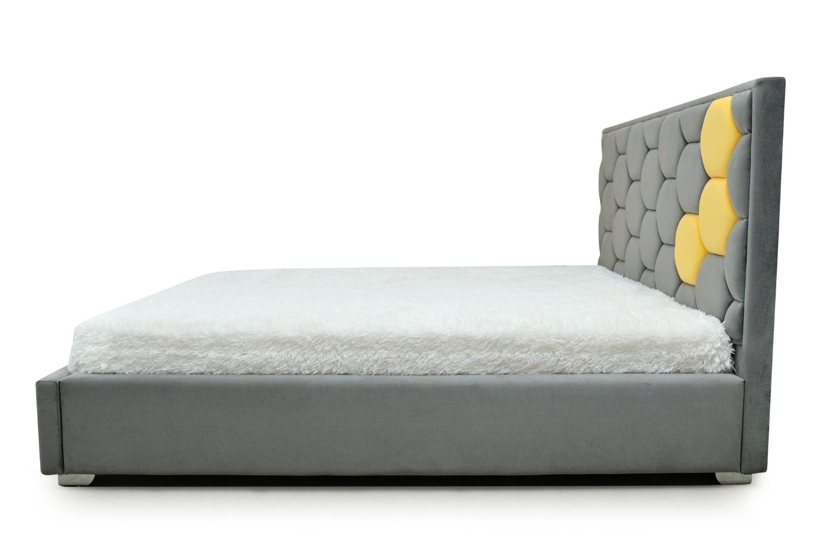 На фото № 3 Кровать Соты