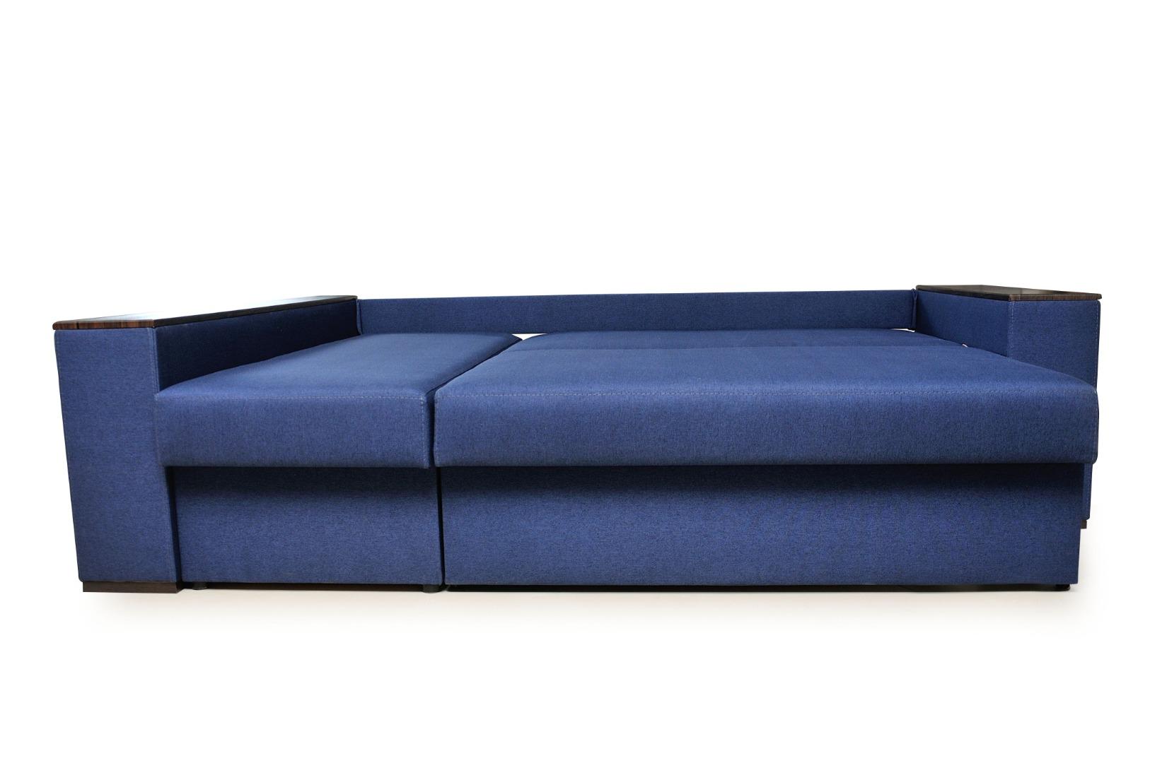На фото № 4 Угловой диван Рио (Блюз)