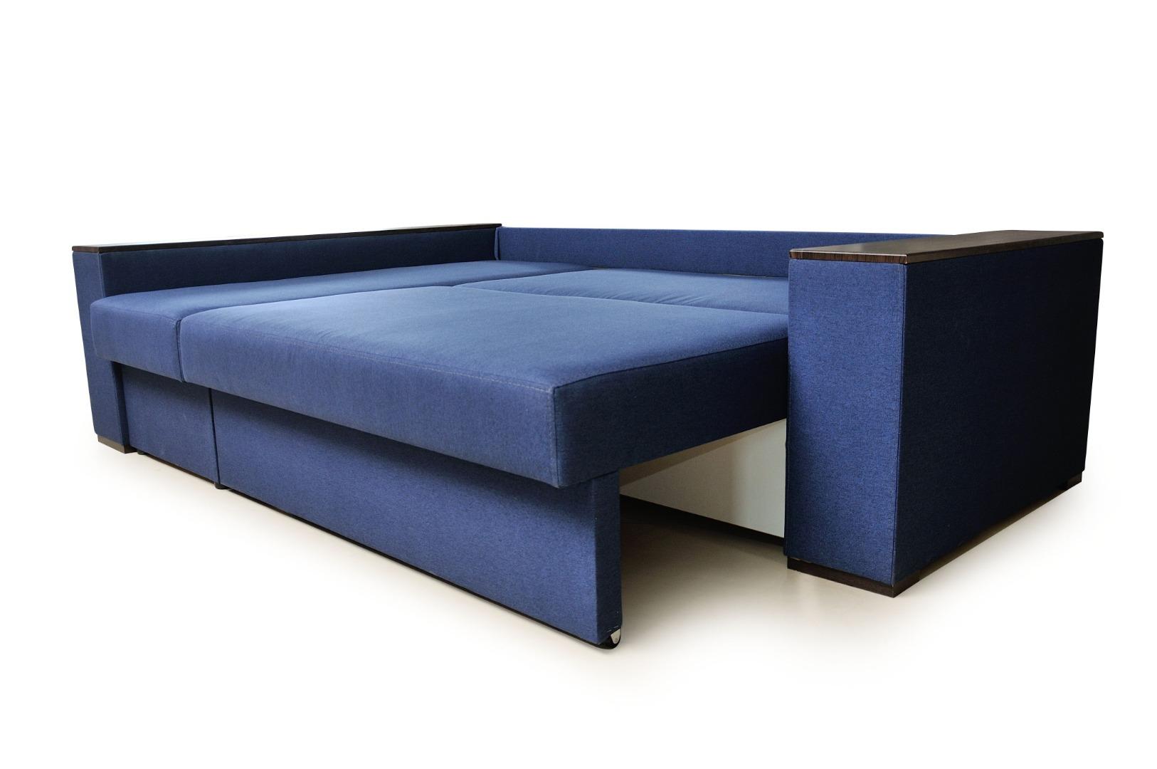 На фото № 5 Угловой диван Рио (Блюз)