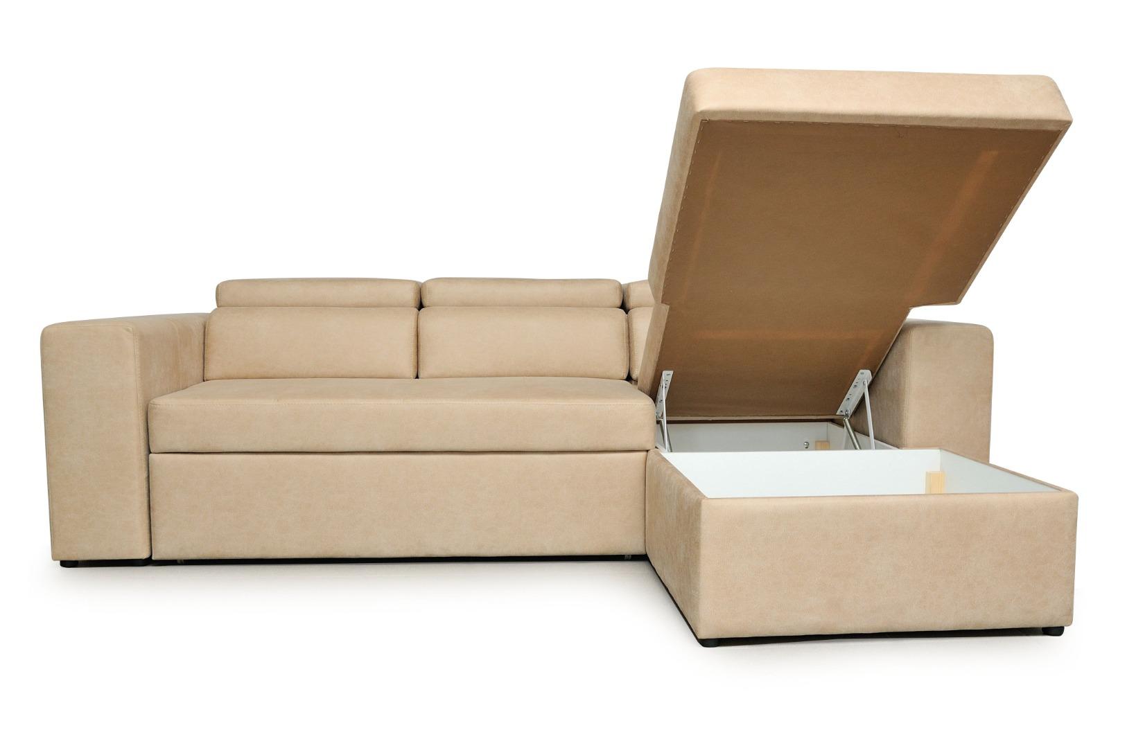 На фото № 8 Угловой диван  Торино
