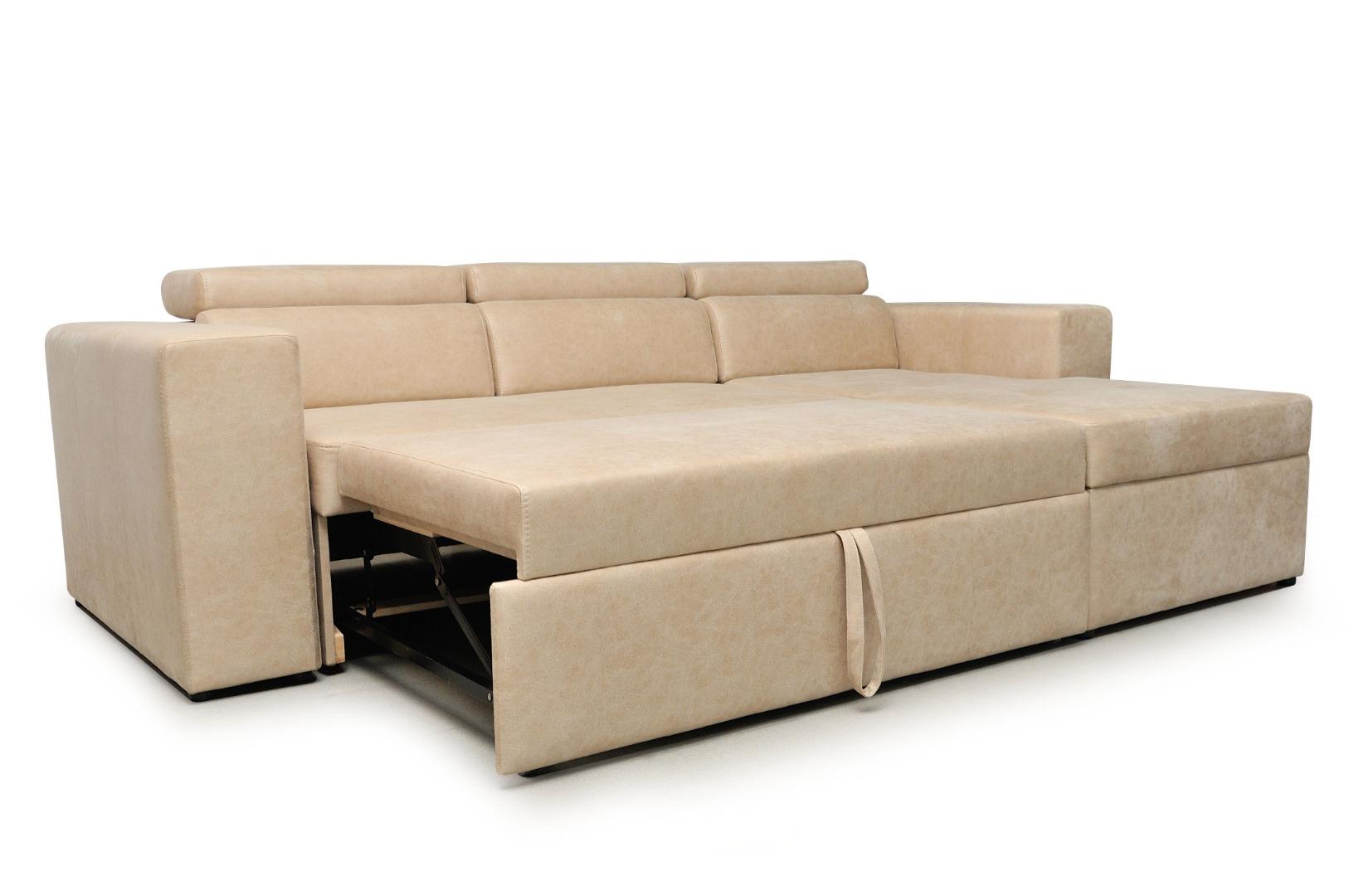 На фото № 6 Угловой диван  Торино