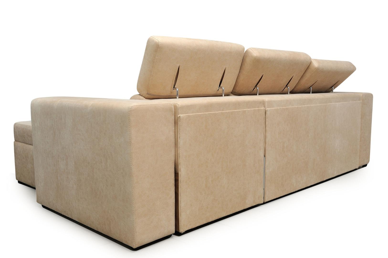 На фото № 11 Угловой диван  Торино