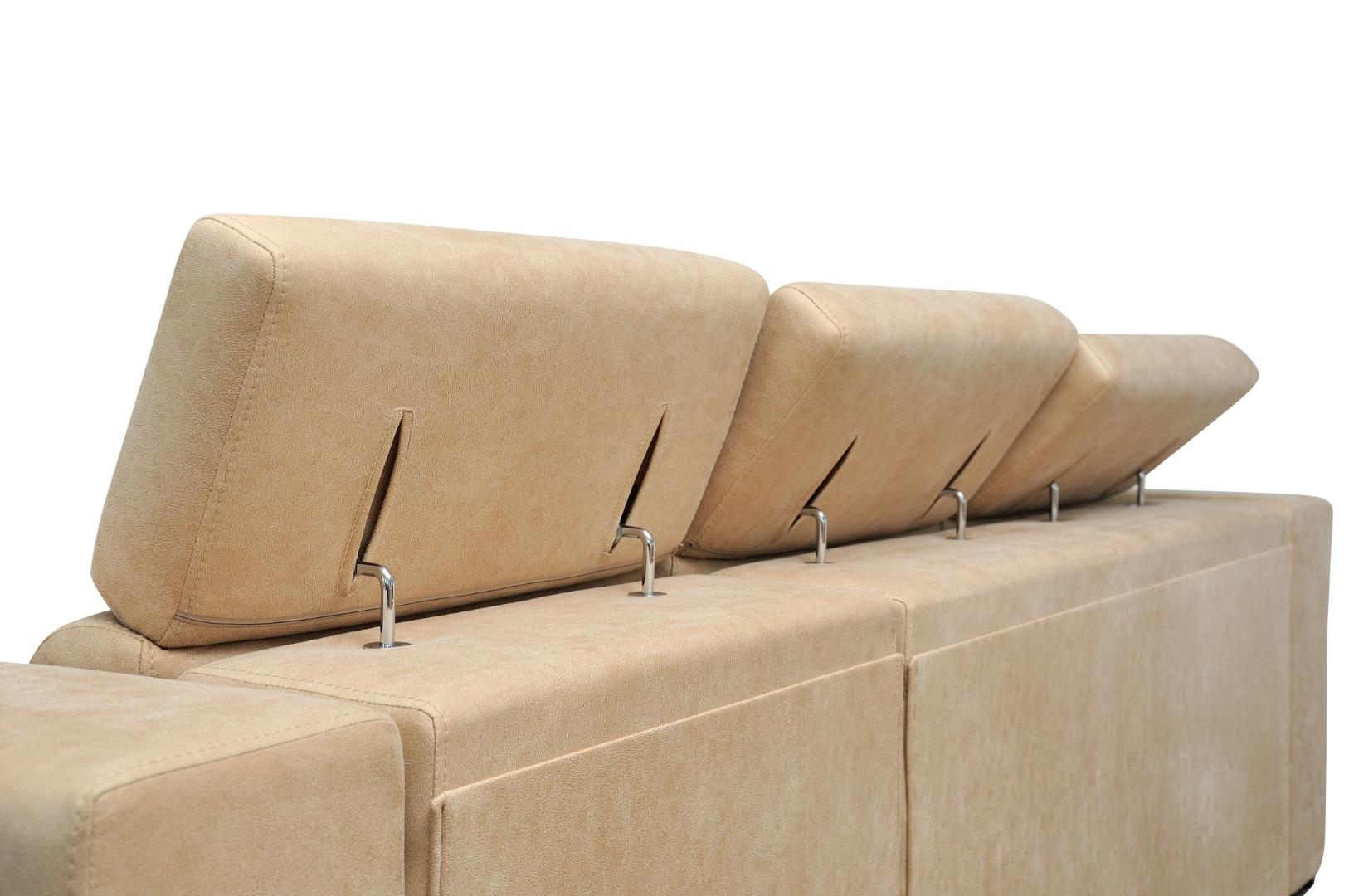 На фото № 12 Угловой диван  Торино