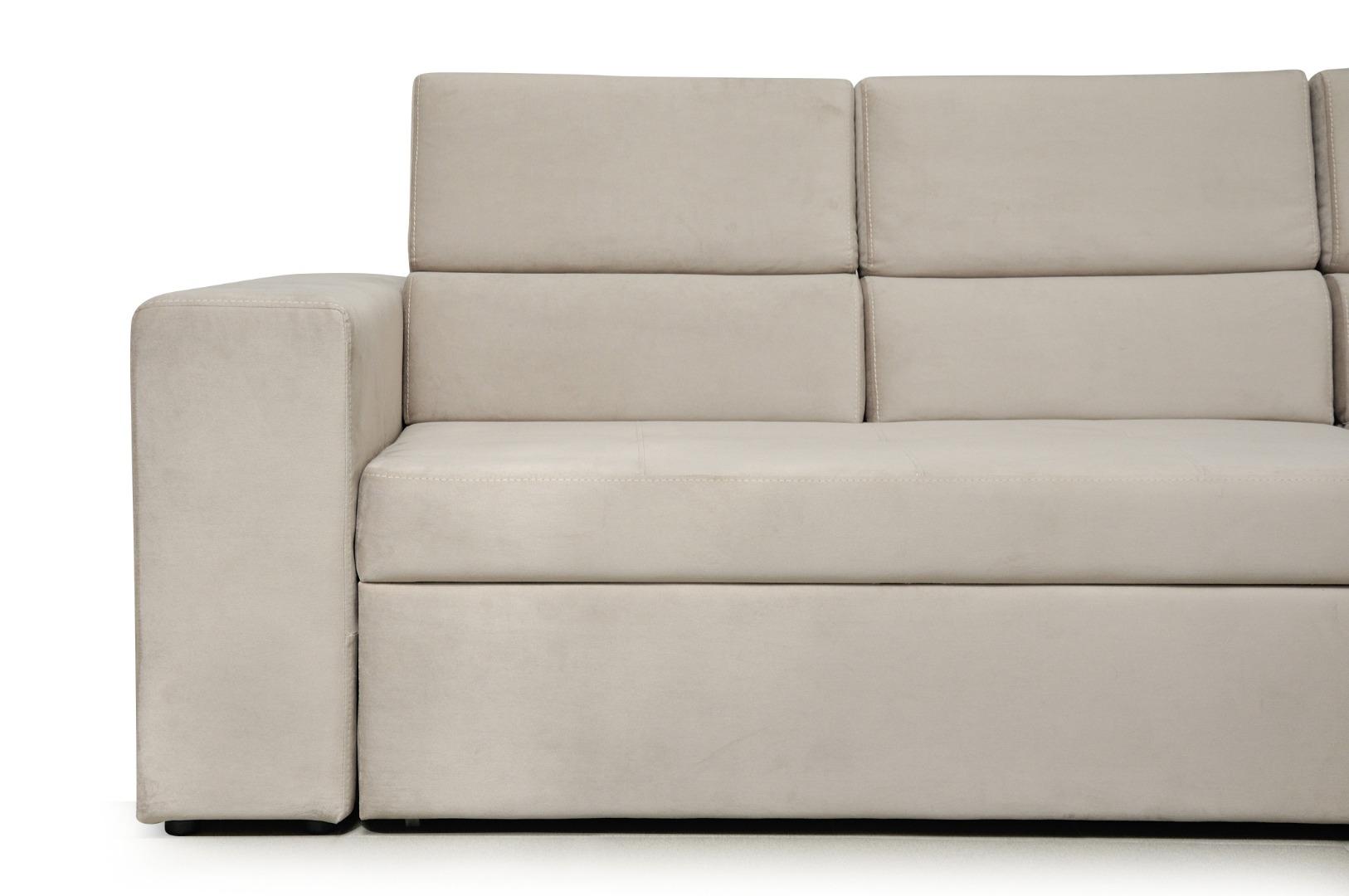 На фото № 19 Угловой диван  Торино
