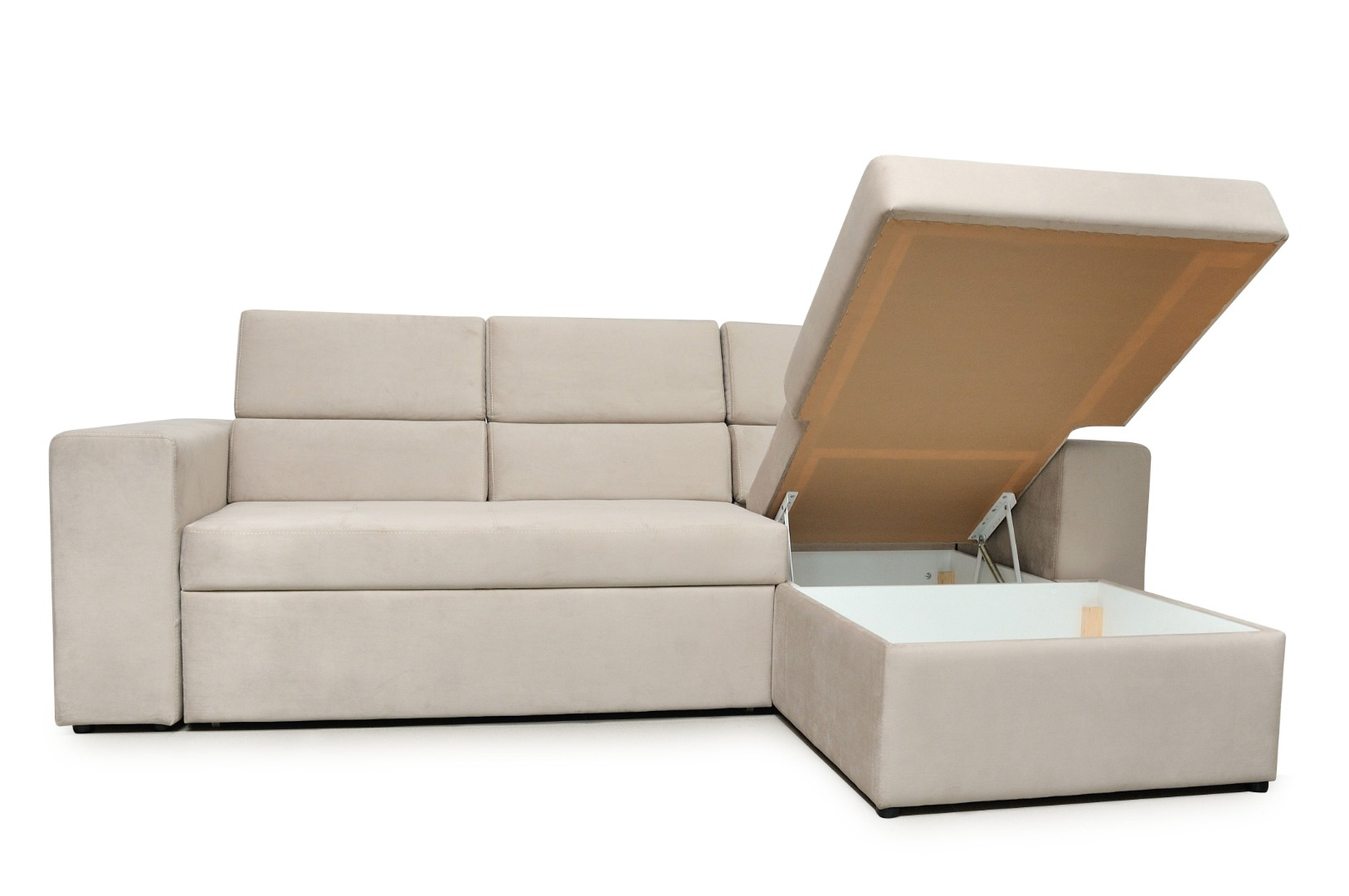 На фото № 24 Угловой диван  Торино