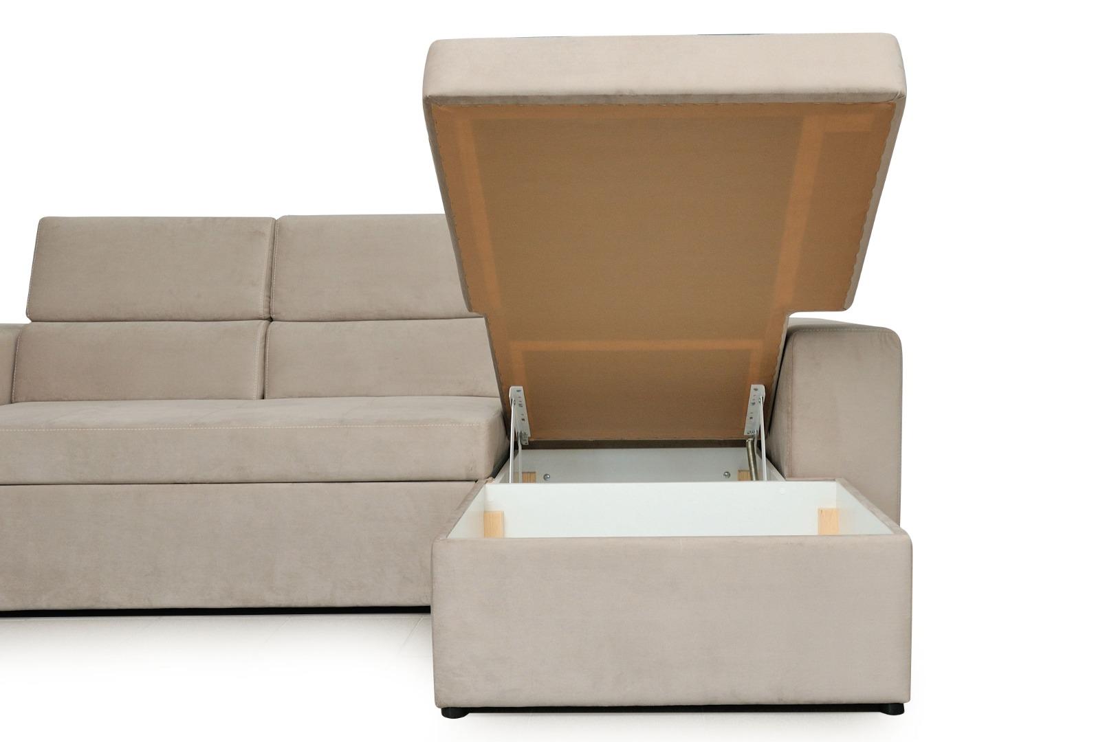 На фото № 25 Угловой диван  Торино