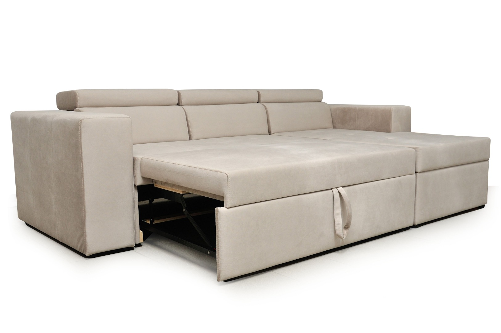 На фото № 20 Угловой диван  Торино