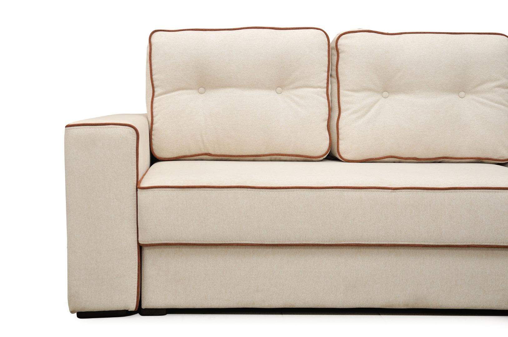 На фото № 1 Угловой диван luxe Палермо