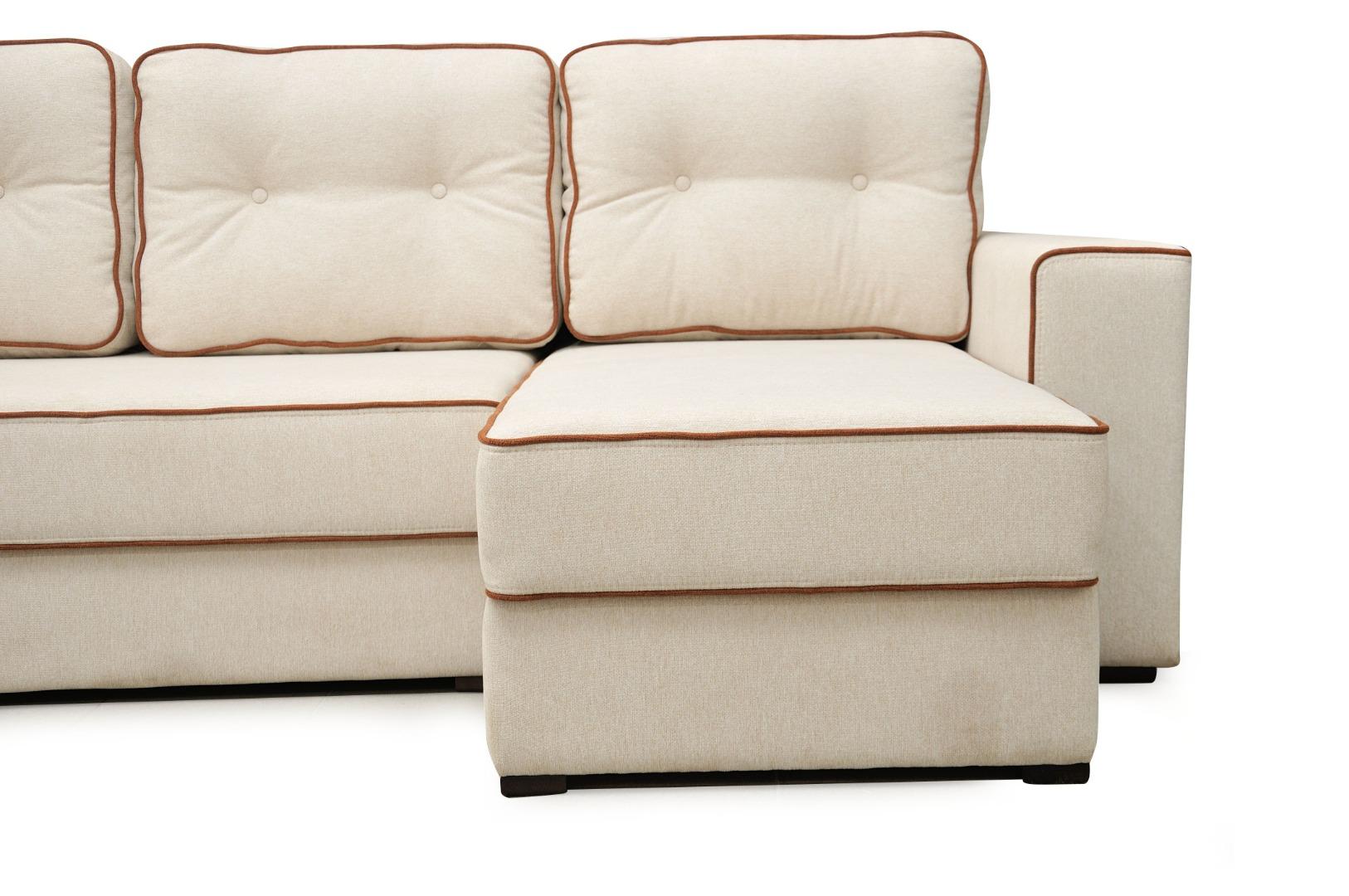 На фото № 2 Угловой диван luxe Палермо