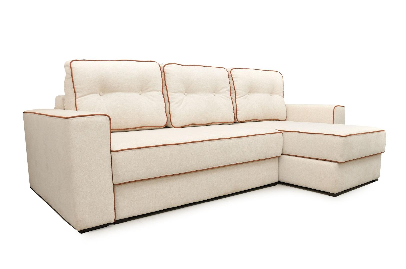 На фото № 3 Угловой диван luxe Палермо