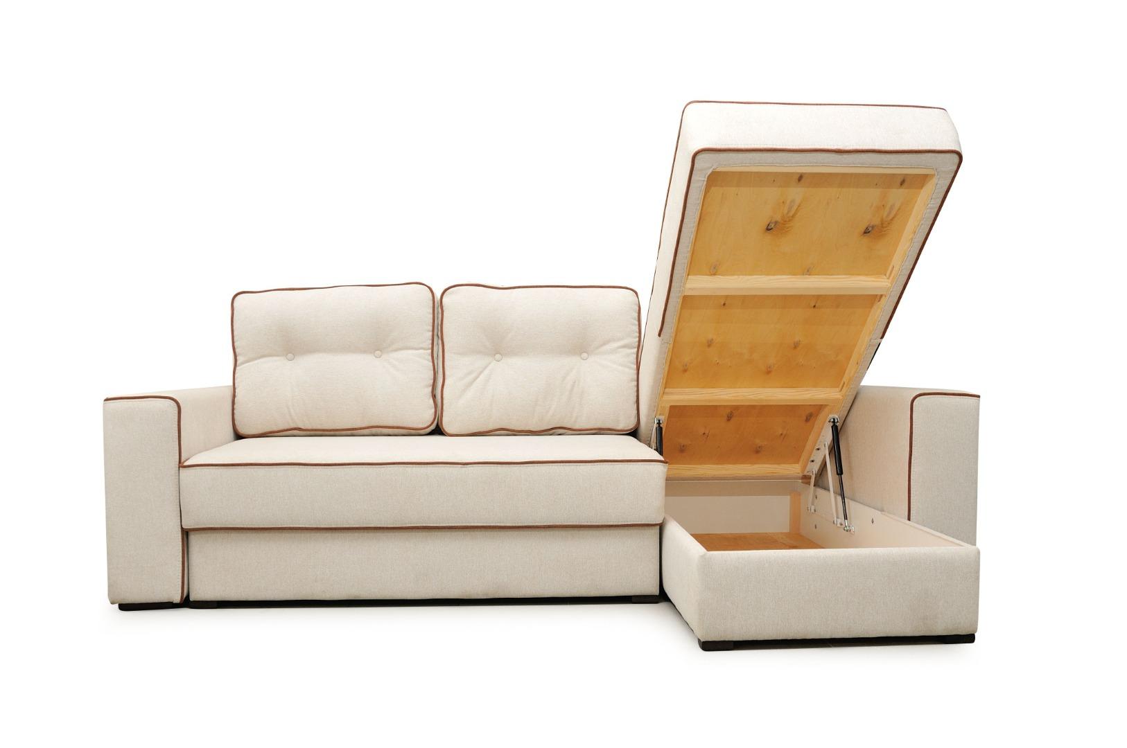 На фото № 9 Угловой диван luxe Палермо