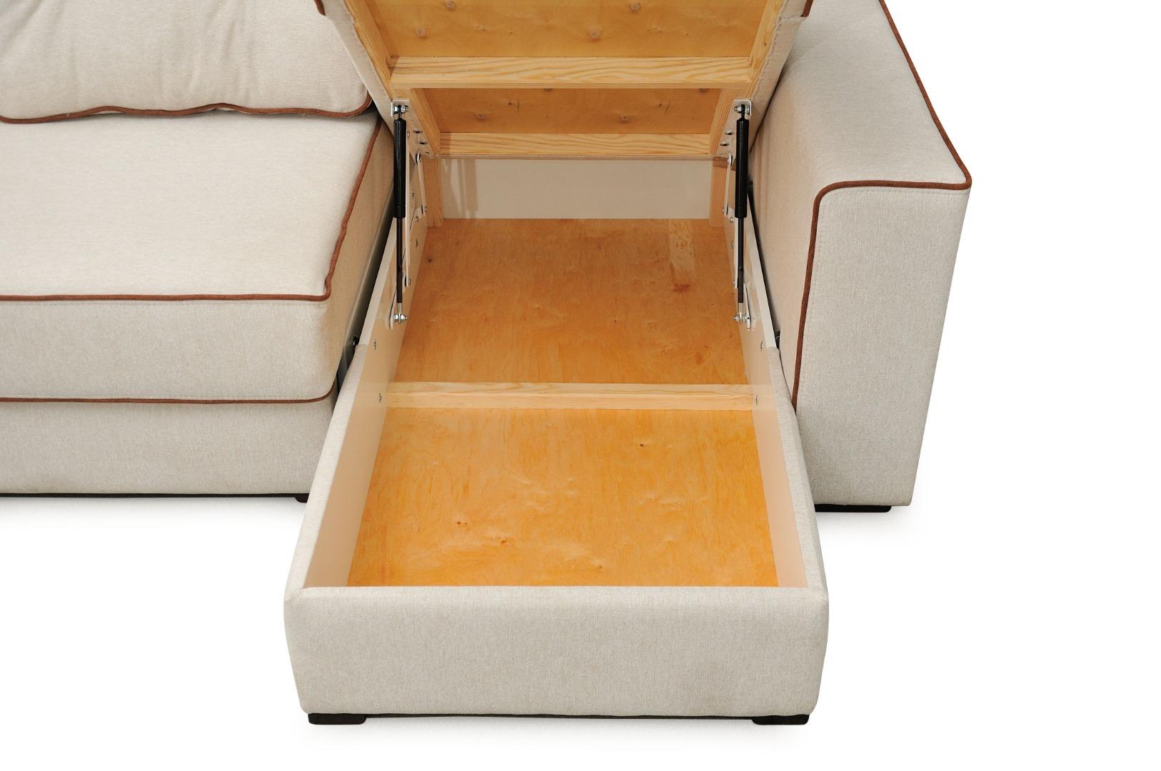 На фото № 11 Угловой диван luxe Палермо