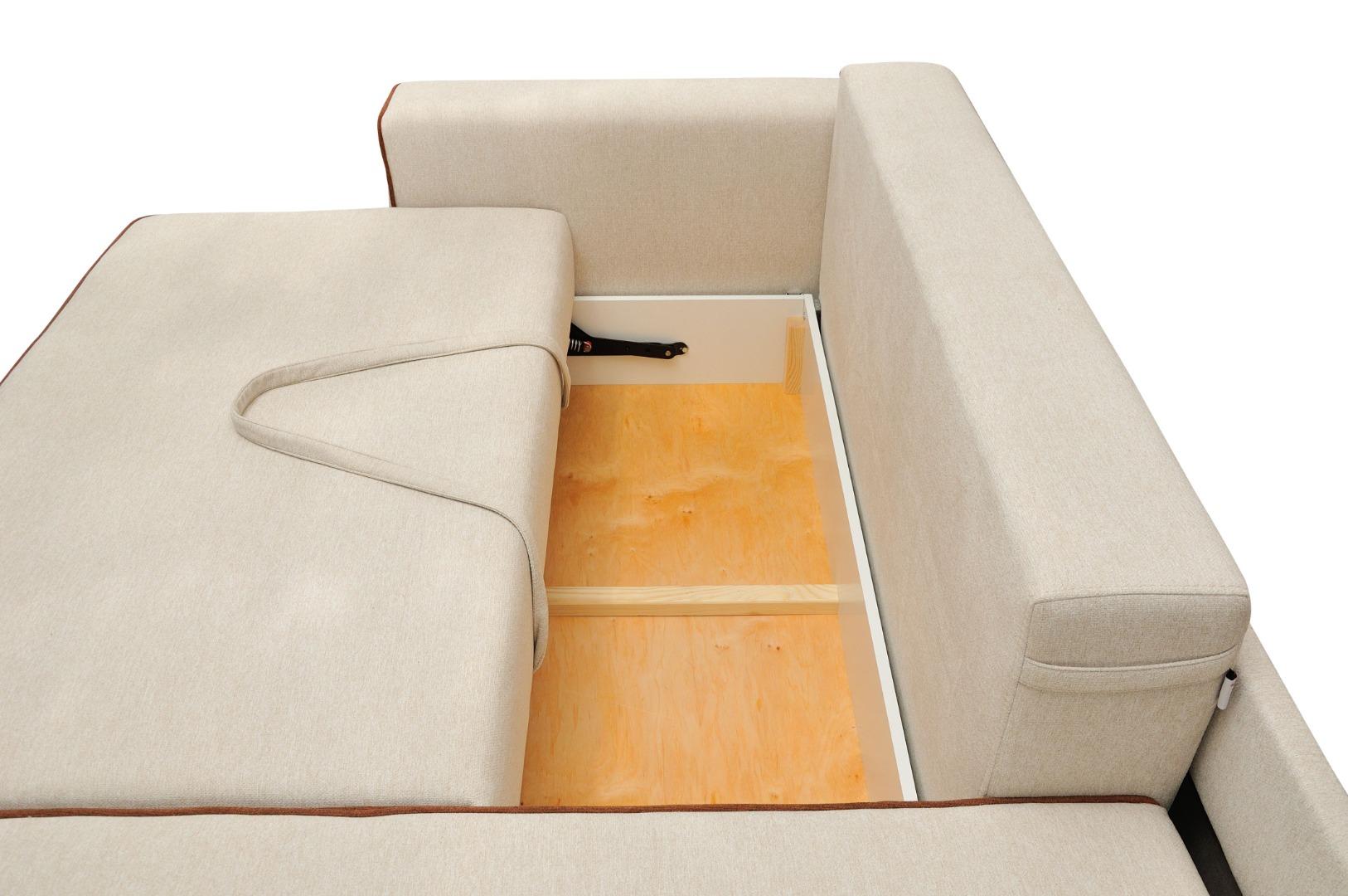 На фото № 12 Угловой диван luxe Палермо