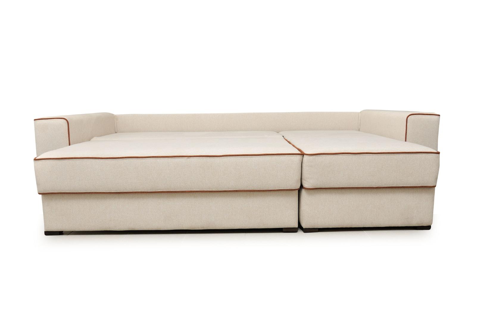 На фото № 4 Угловой диван luxe Палермо