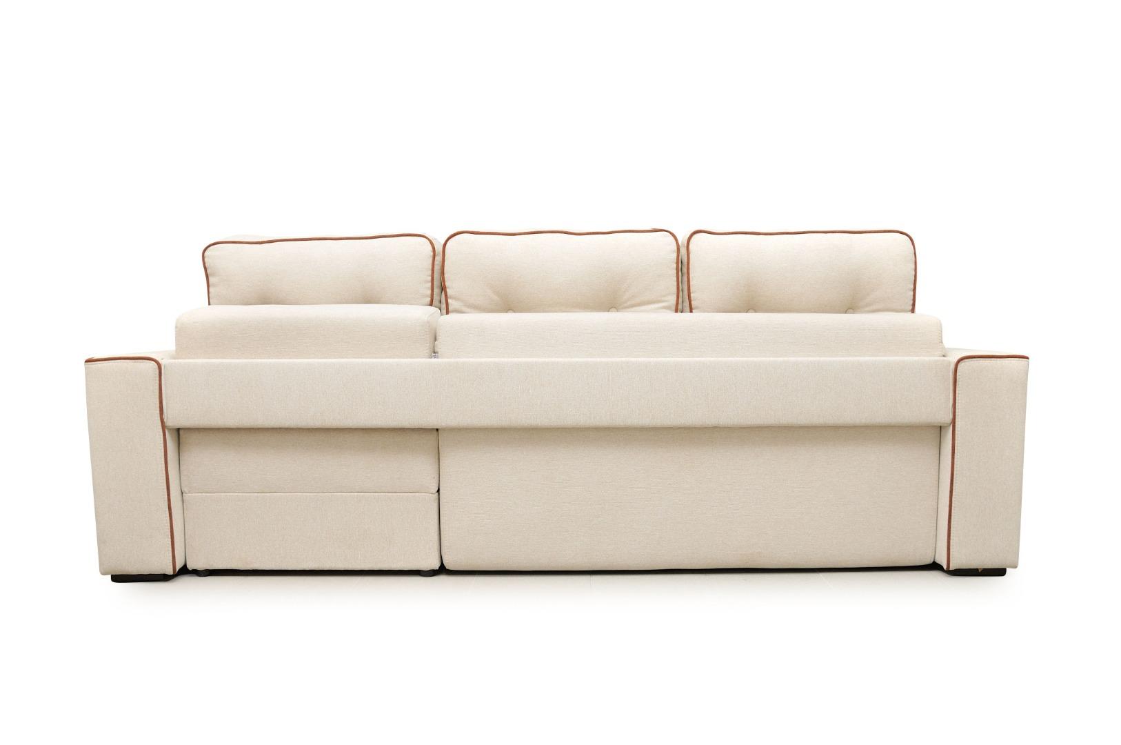 На фото № 6 Угловой диван luxe Палермо