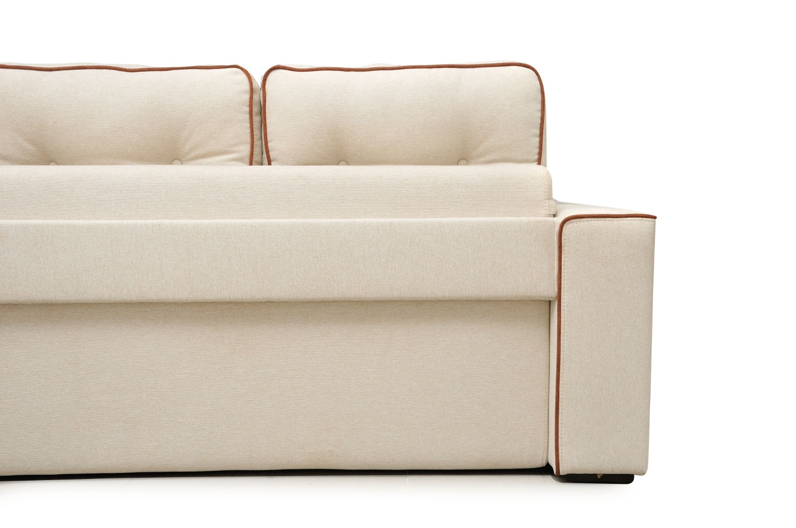 На фото № 7 Угловой диван luxe Палермо