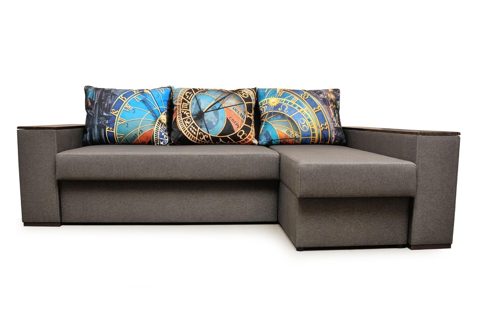 На фото № 27 Угловой диван Рио (Блюз)