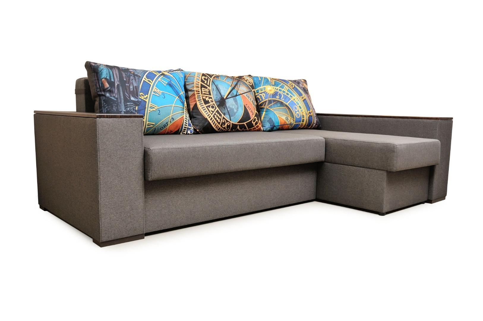 На фото № 30 Угловой диван Рио (Блюз)