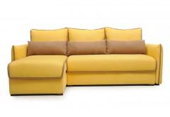 На фото Угловой диван luxe Сицилия