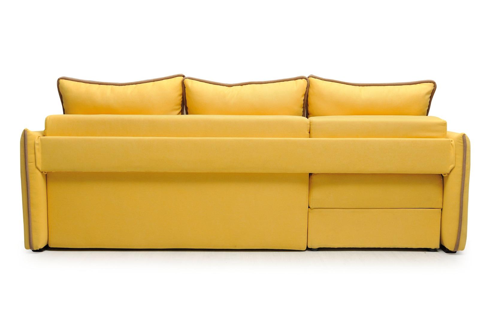 На фото № 11 Угловой диван luxe Сицилия