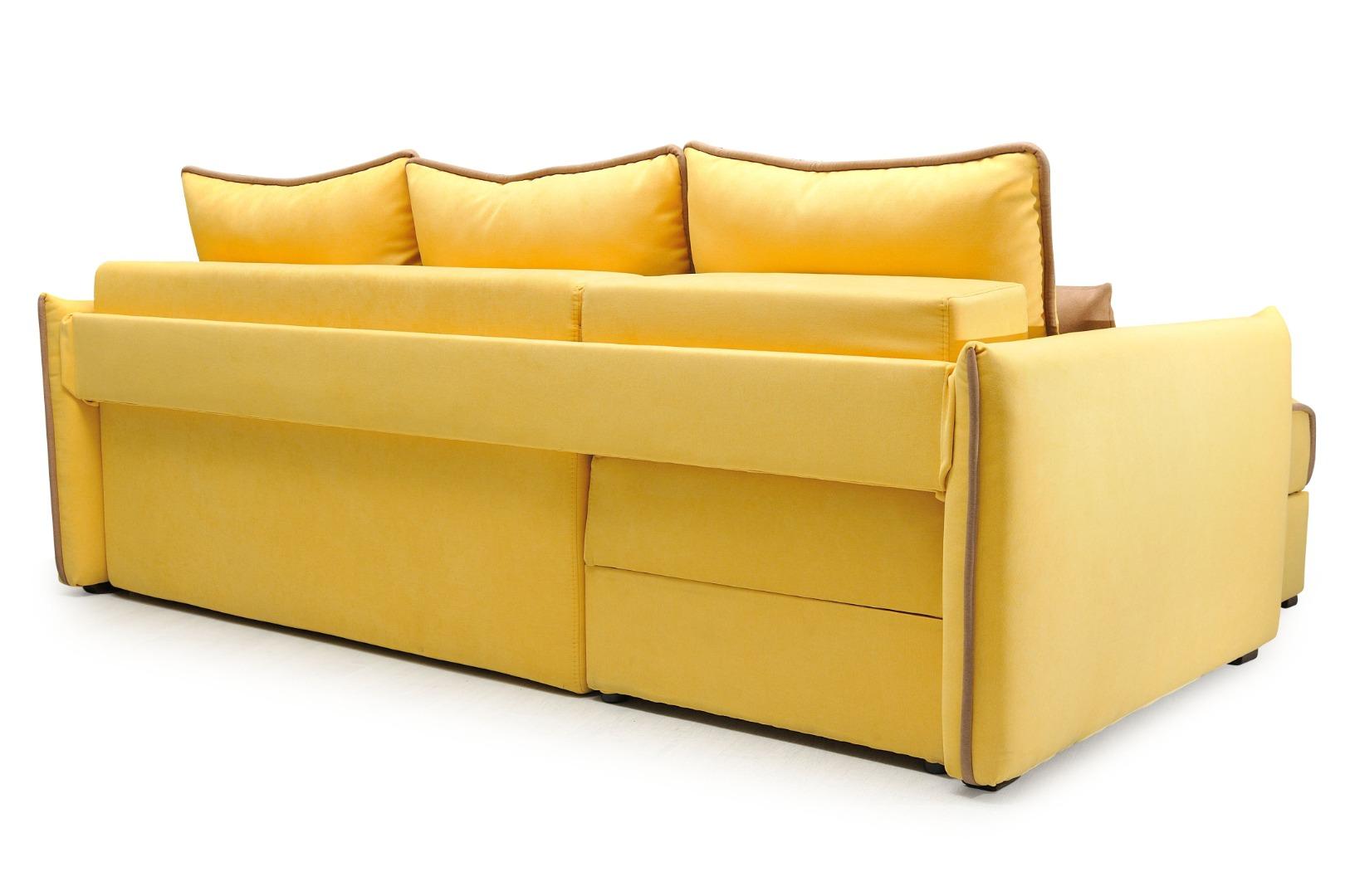 На фото № 12 Угловой диван luxe Сицилия