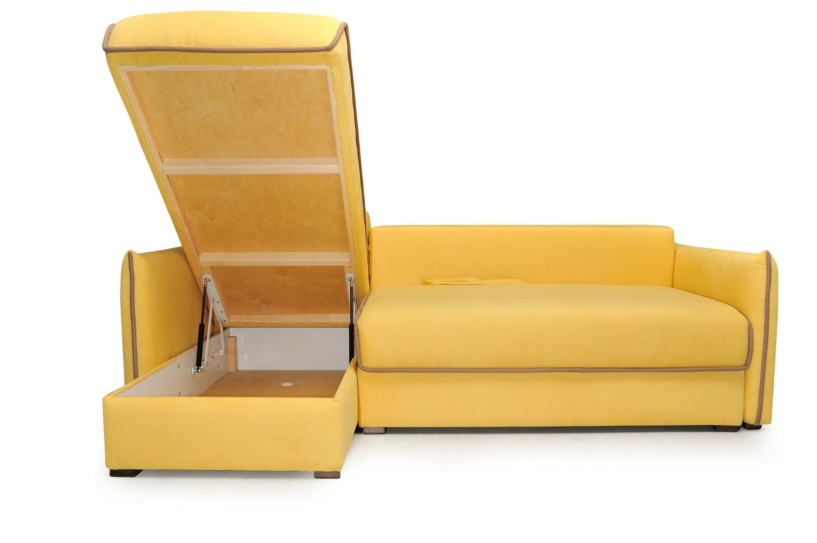 На фото № 9 Угловой диван luxe Сицилия