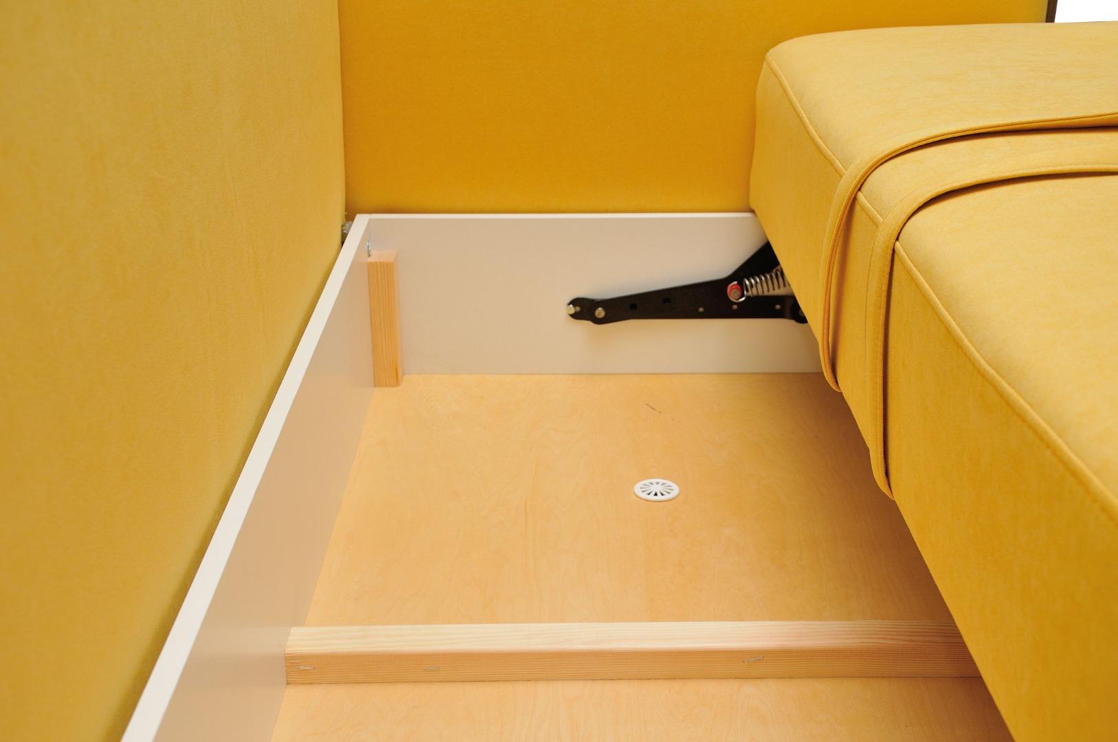 На фото № 8 Угловой диван luxe Сицилия