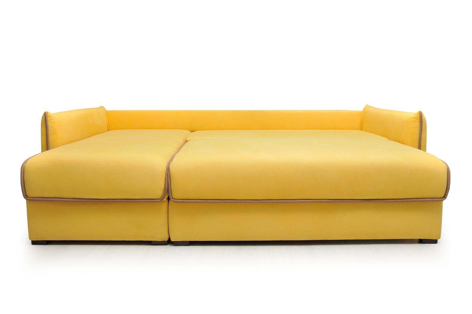 На фото № 5 Угловой диван luxe Сицилия