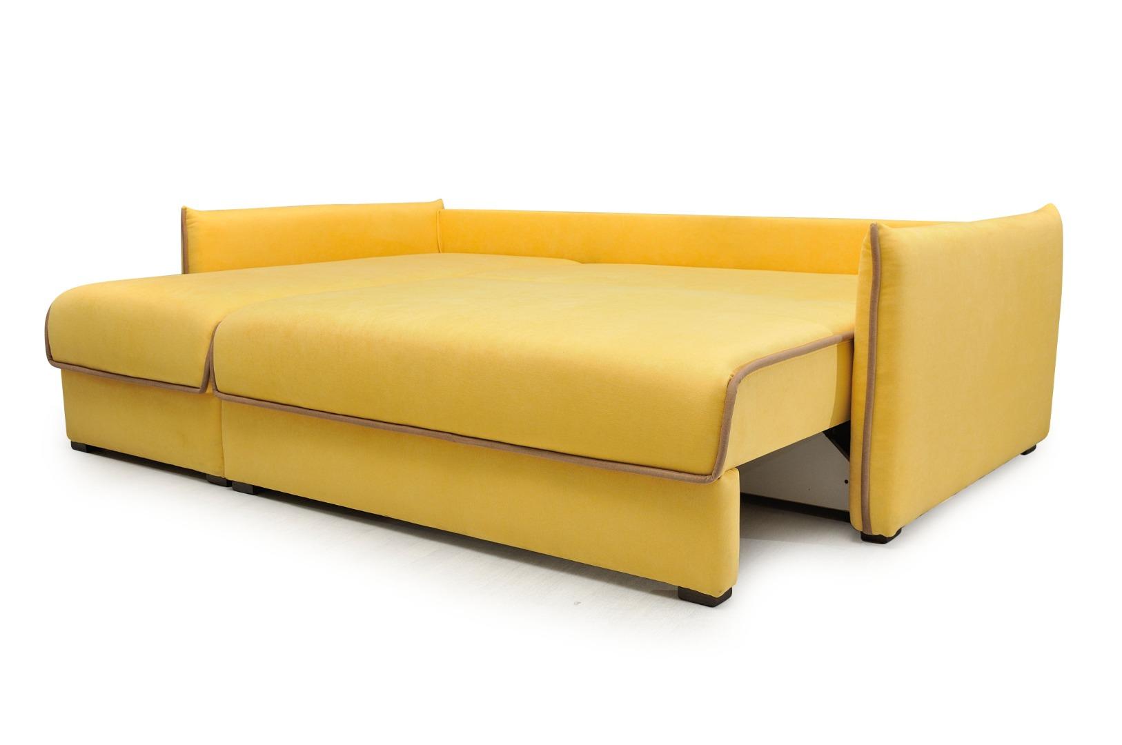 На фото № 6 Угловой диван luxe Сицилия